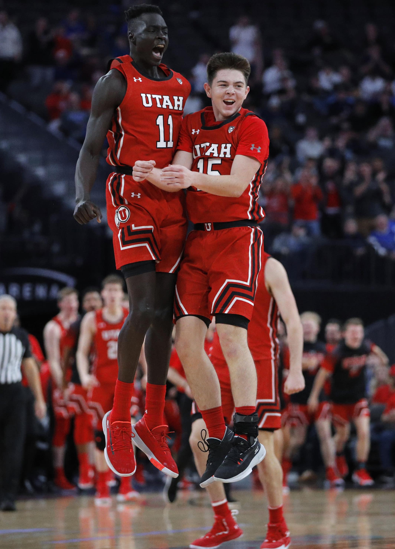 Utah survives comeback try, knocks off No. 6 Kentucky 69-66