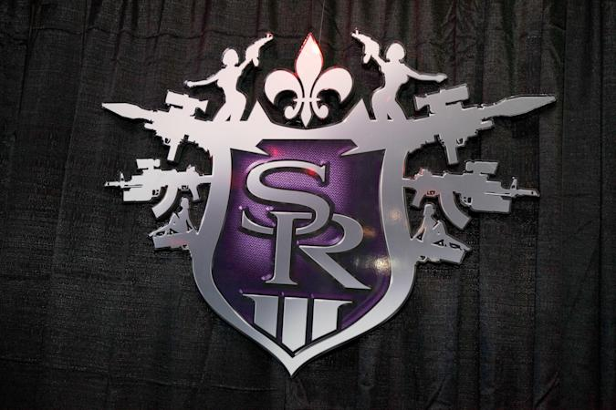 LOS ANGELES, CA - OCTOBER 12:  Atmosphere at the Saints Row: The Third Sneak Peek Premiere at SupperClub Los Angeles on October 12, 2011 in Los Angeles, California.  (Photo by Todd Williamson/WireImage)