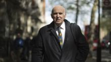 Brexit: Sir Vince Cable warns of 'second economic storm'