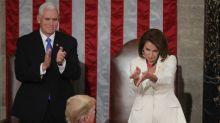 'Photoshop Battle' Breaks Out Over Pelosi's SOTU Clap-Back At Trump