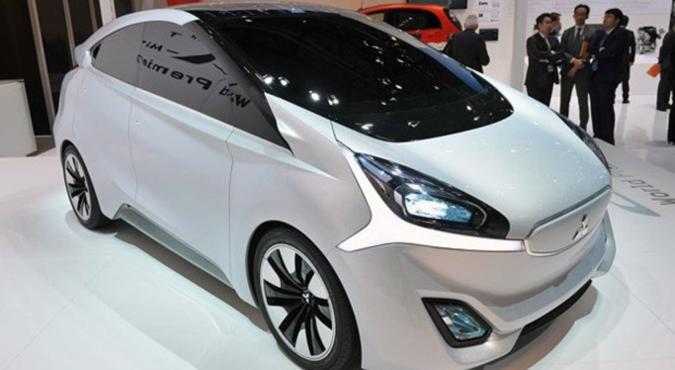 Mitsubishi's mirrorless car cameras highlight distant traffic