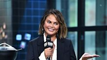Chrissy Teigen on pressure at award shows: 'They're always waiting for me to do something now'