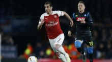 Arsenal's Mkhitaryan to miss Europa League final over safety fears