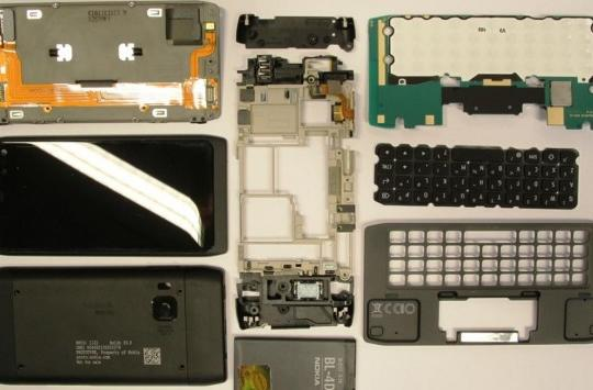 Nokia's N950 splayed by FCC, 12 megapixel camera lurking within