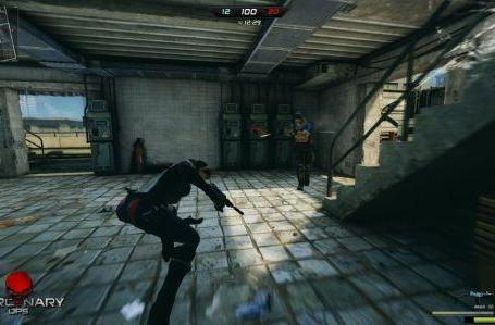 Bringing a Chinese shooter to the west with Mercenary Ops