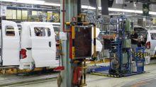 Nissan para diez días una línea de producción y manda a casa a 800 personas