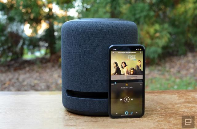Amazon Music HD expands 3D audio library with Warner Music Group tracks