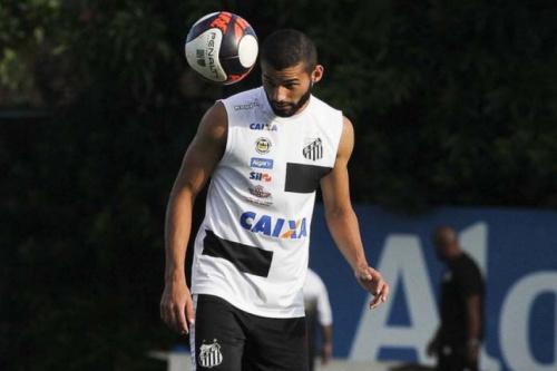 Thiago Maia cobra 'pegada de campeão' do Santos contra a Ponte