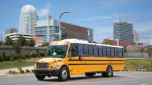 Fuel Economy and Cleaner Emissions are Key in New Propane-fueled Thomas Built Bus Paired with an Allison Transmission