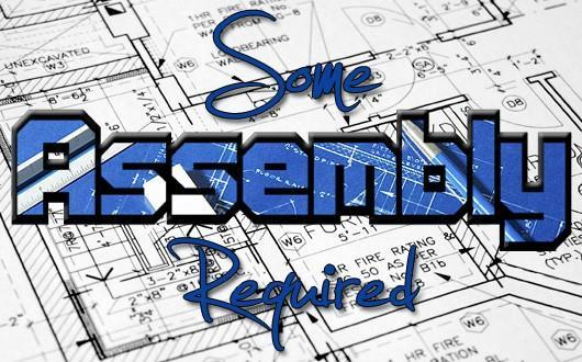Some Assembly Required: Three games that need player-generated content