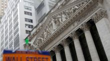 Wall St. rallies powered by Cisco, Walmart; House tax vote supports