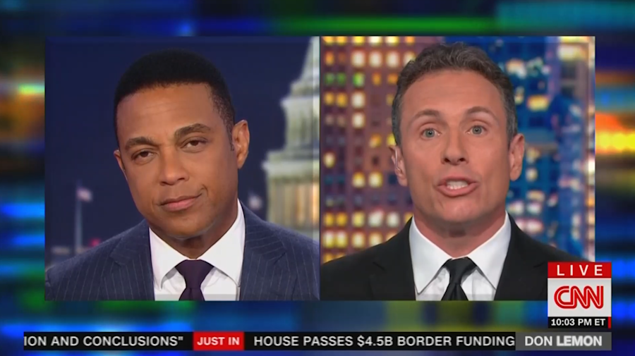Don Lemon on Trump's anti-immigrant rhetoric: 'That's bullsh*t'