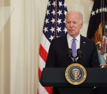 Biden tests political muscle with campaign stop for Virginia governor candidate