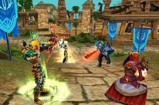 Order and Chaos Online goes free-to-play