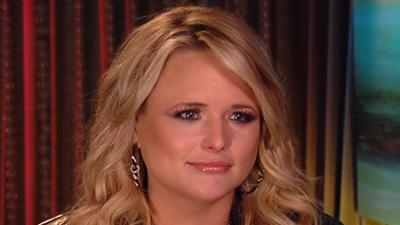 Miranda Lambert Goes On The 'Record'