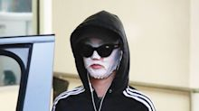Katy Perry Wore a Sheet Mask in Public With Her Mom, as One Does