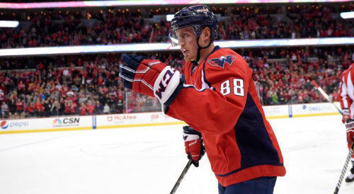 Nate Schmidt Washington Capitals
