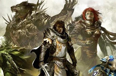 Discussing Guild Wars 2 iconic characters with author J. Robert King