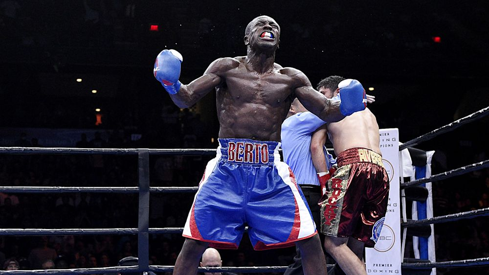 Andre Berto on why fighting Floyd Mayweather felt like he just got out of a sparring match