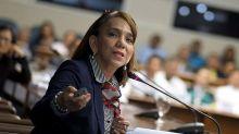 Duterte slams ex-COA commissioner Mendoza: 'She can't lecture me'