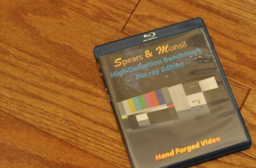Spears & Munsil ships Blu-ray High Definition Benchmark calibration disc