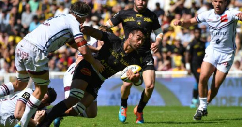 Rugby - Top 14 - 11e match sans défaite, record égalé pour La Rochelle en Top 14