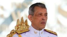 Thailand's king given full control of crown property