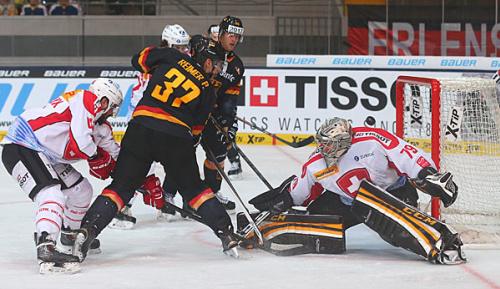 Eishockey: DEB-Team in Weißrussland ohne Reimer