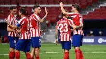 I risultati in Liga - Tris Atletico Madrid, Granada-Valencia pari