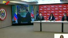 """Maduro pide investigación penal por """"robo"""" de oro venezolano en Banco de Inglaterra"""
