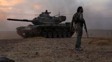 Lives threatened in Syria as armies advance on both sides