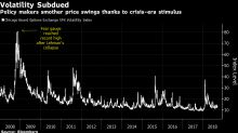 Hedge-Fund Veteran Shuns Volatility Wagers This Time Round