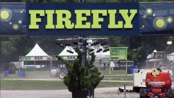 Firefly Music Festival adds extra day in 2014