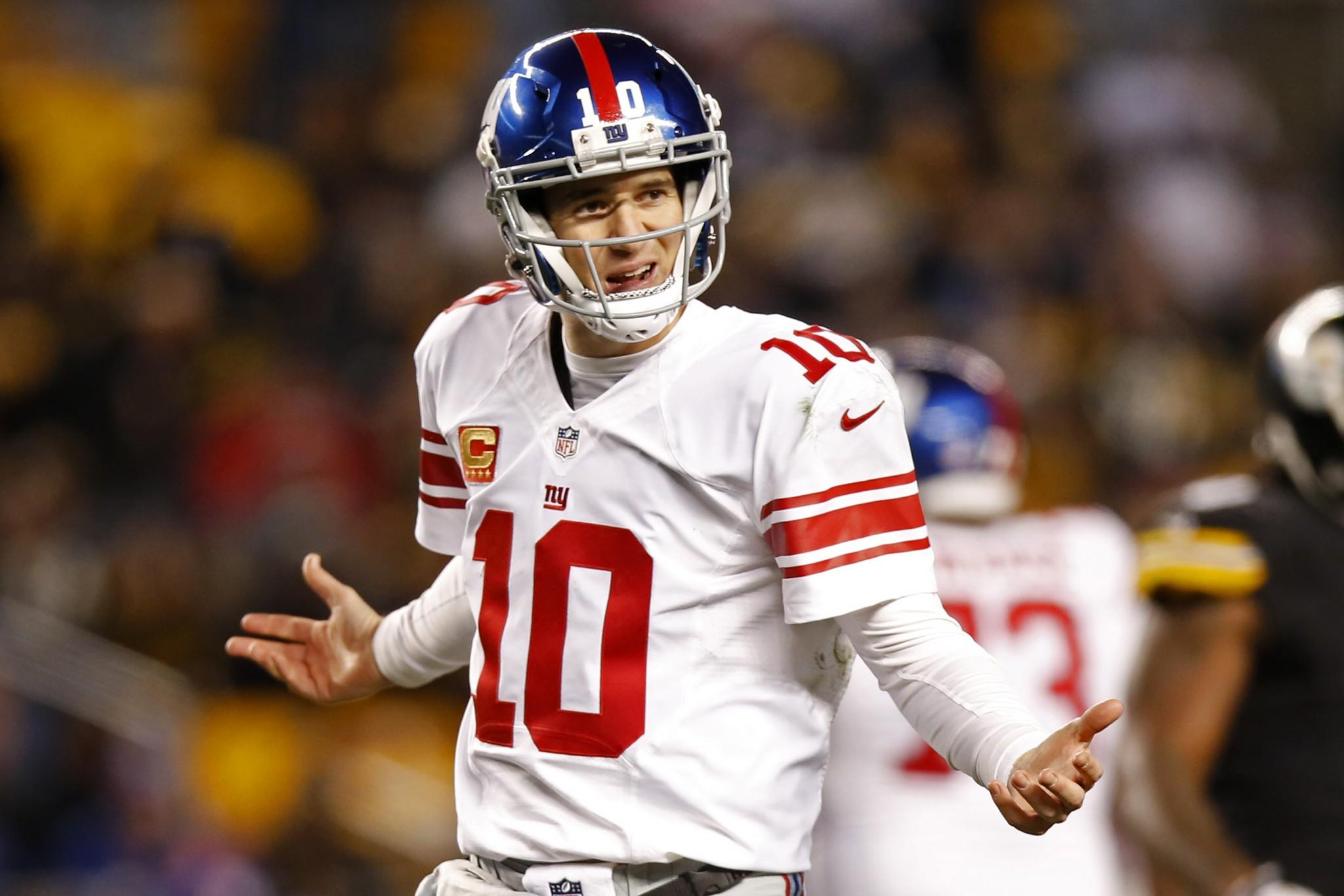 Is Eli actually holding Giants back Manning knows he can play better