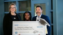 Houston High School Student Surprised with $25,000 Scholarship from Sallie Mae