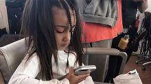 In defense of kids looking at phones - yes, even Kardashian kids