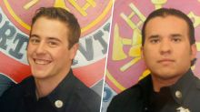 Body of 2nd firefighter killed in California library blaze recovered