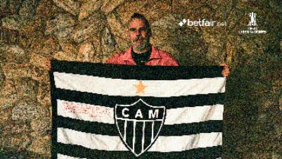 Brasileiro que escalou o Everest por amor pelo Atlético-MG é atração de série da Betfair.net