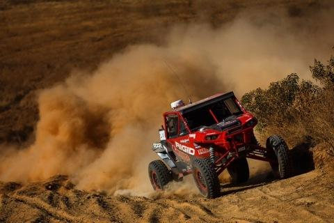 Polaris RZR® Records Two Class Wins at Baja 500