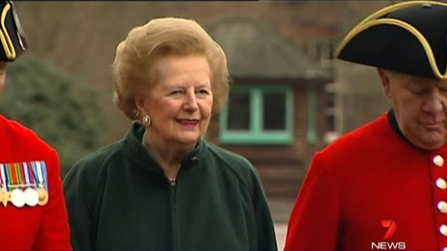 Queen to honour Thatcher at funeral