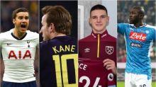 Manchester City : Les 8 recrues les plus attendues des bookmakers pour l'été