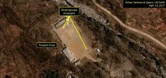 Ahead of summit, N. Korea dismantles nuke site