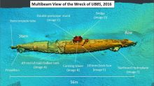 Recovered WWI German U-Boat Revives 'Sea Monster' Tales