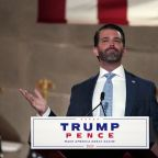 "Trump Jr. says COVID deaths are ""almost nothing"" on day when 1,000 died"