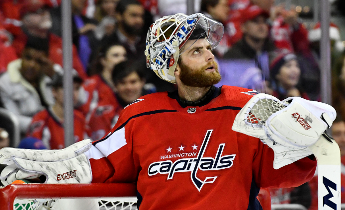 Here S What Braden Holtby Is Reading While Practicing Social Distancing