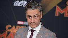 Taika Waititi didn't have to research playing Hitler because he was 'a f**ing c***'