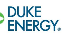 Duke Energy announces closing of common stock offering with a forward component