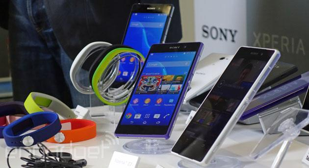 Sony shows (and tells) us why 4K on a phone isn't crazy