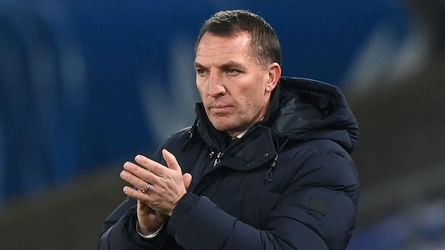 Brendan Rodgers delighted with Leicester's battling display against Southampton