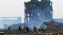 Pollution containment stepped up at site of Yancheng chemical factory blast in China
